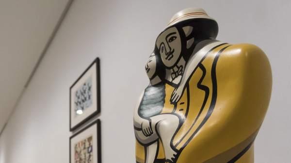 Caixafórum de Barcelona abrirá exposiciones de Andy Warhol, películas de Disney y objetos de la Antigua Grecia.