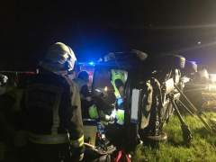 Seis muertos en la carretera durante el fin de semana
