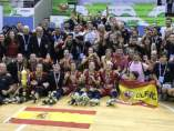 España, campeona del mundo de Hockey Patines