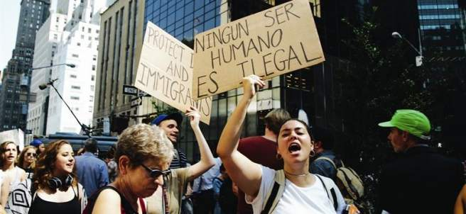 Eliminación del plan migratorio DACA