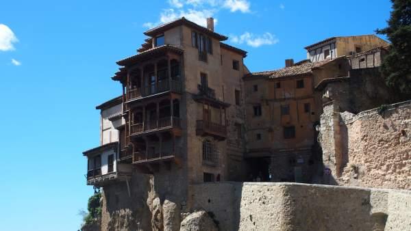 Nota Y Foto Rehabilitación Casas Colgadas