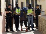 Operación antiyihadista en Melilla
