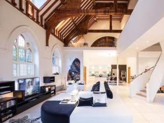 Una casa de diseño