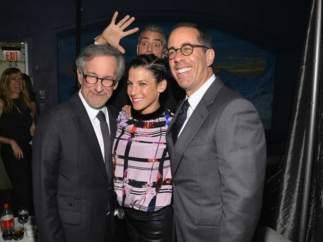 George Clooney, Spielberg y Seinfeld