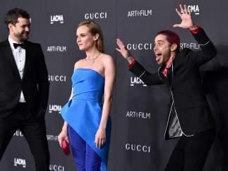 Jared Leto y Diane Kruger