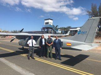 La DGT quiere incluir drones y avionetas para vigilar las carreteras