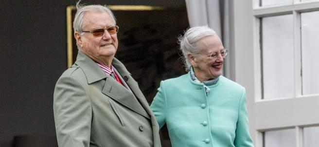 Enrique y Margarita de Dinamarca