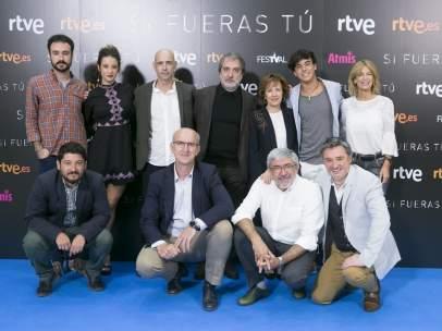 RTVE presenta en el FesTVal de Vitoria 'Si fueras tú'