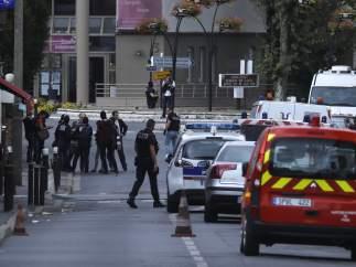 Operación en París