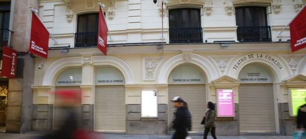 Teatro de la Comedia en Madrid