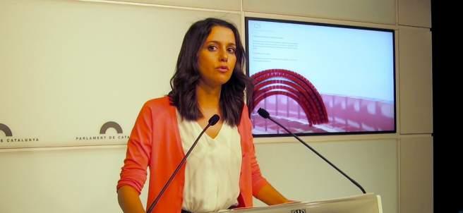Inés Arrimadas, Cs.
