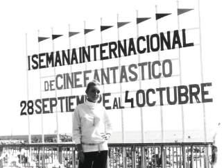 Imagen de la I Semana Internacional de Cine Fantástico de Sitges en 1968
