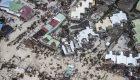 Irma deja al menos 10 muertos tras barrer el Caribe