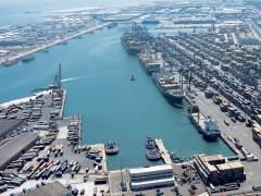 Los estibadores no prestarán servicio al barco de antidisturbios