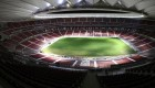 Recorrido virtual por todo el Wanda Metropolitano