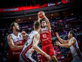 Turquía, rival de España este domingo en octavos de final del Eurobasket