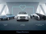 Nuevos modelos eléctricos de Jaguar y Land Rover