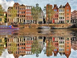 10. Ámsterdam (Holanda)
