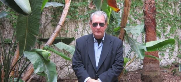 El escritor Paul Auster