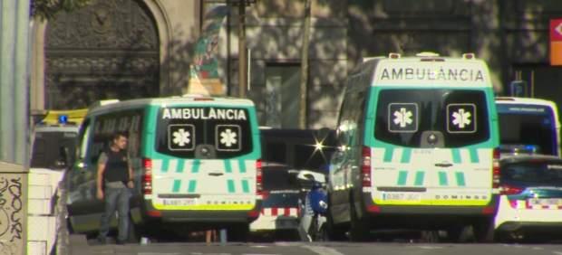 13 muertos y 80 heridos en el atentado en La Rambla.