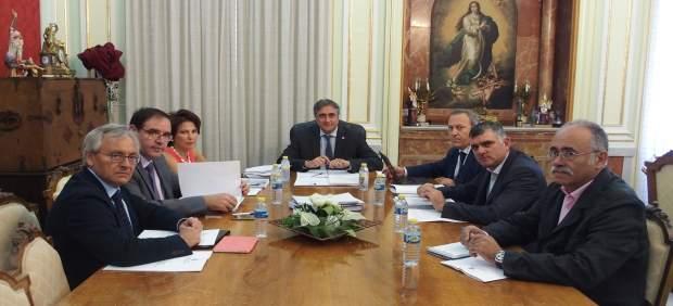 Nota Y Foto Comisión Ejecutiva Consorcio
