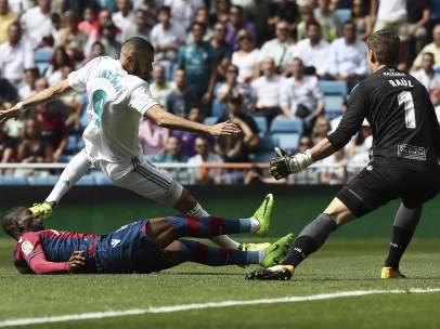 Real Madrid vs Levante