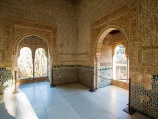 Torre de la Cautiva de la Alhambra
