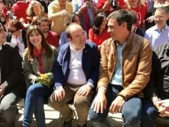 El PSC, dividido por el 155: piden rectificar al PSOE