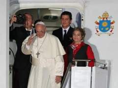 Visita del papa a Colombia