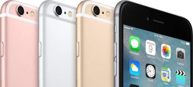 iPhone 6S y SE (septiembre de 2015)