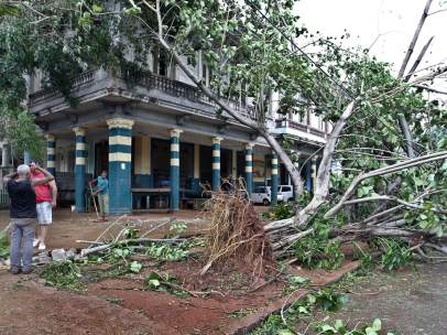 Cuba, tras el paso de Irma