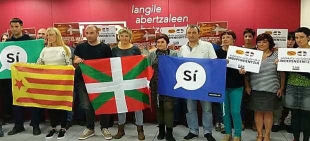 Movilización en LAB por Cataluña