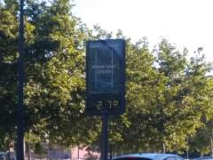 Termòmetre 27ºC