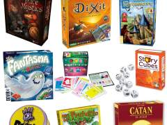 Los juegos de mesa imprescindibles en una ludoteca familiar