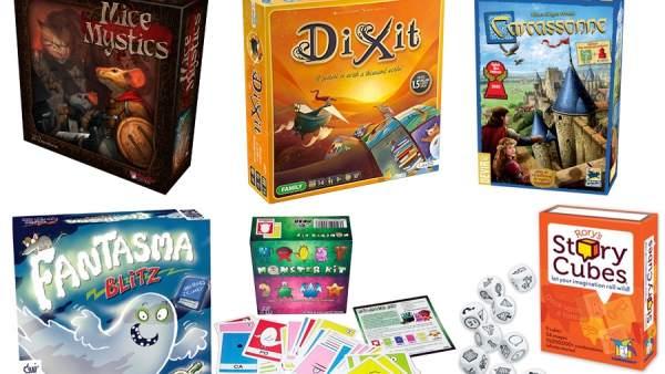 035ae31865de Juegos de mesa que no pueden faltar en una ludoteca familiar