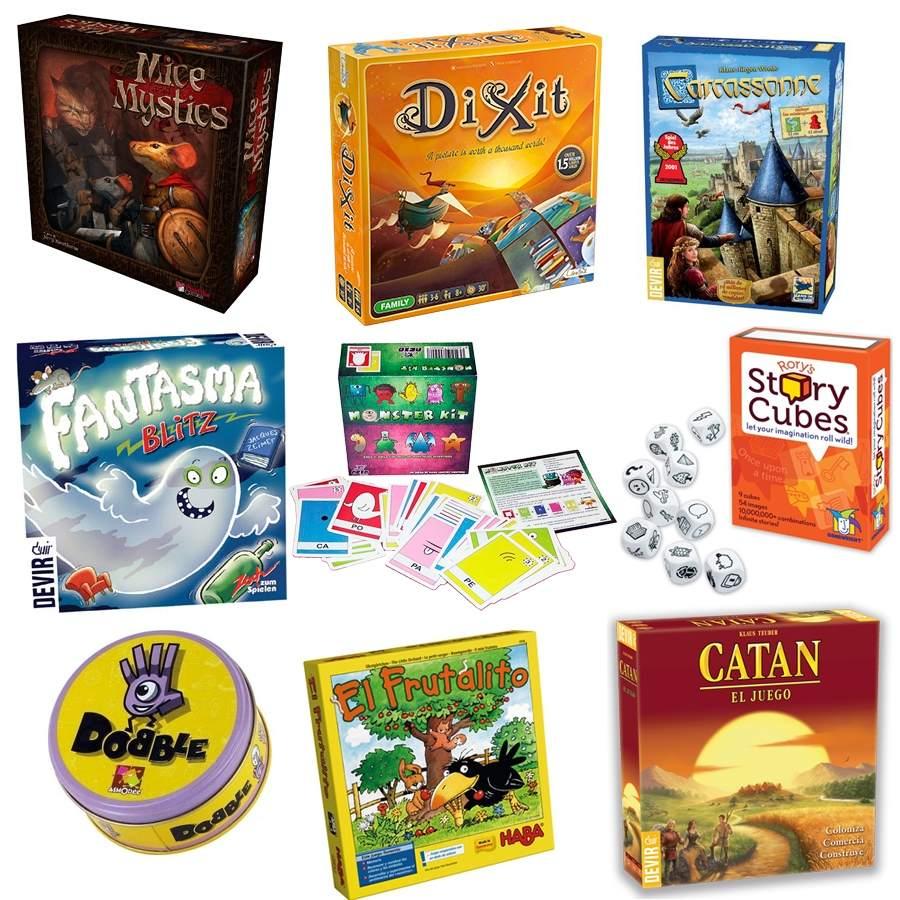 Juegos de mesa que no pueden faltar en una ludoteca familiar for Cazafantasmas juego de mesa