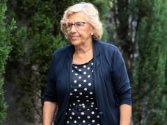 """Carmena admite haber """"metido la pata"""" al utilizar el vehículo privado en el Día sin Coches"""