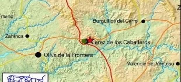 Terremoto en jerez