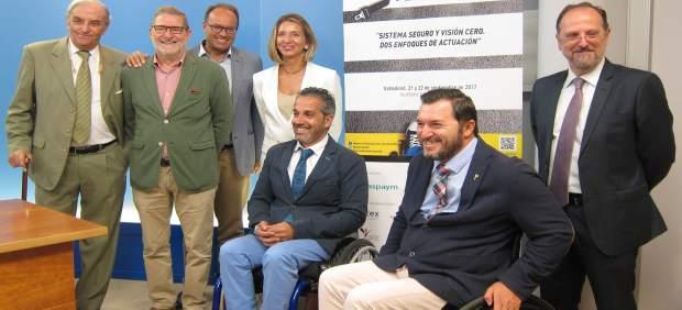 Presentación del III Congreso Nacional de Seguridad Vial y Discapacidad