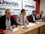 Rueda de prensa de la UniónGC en Soria