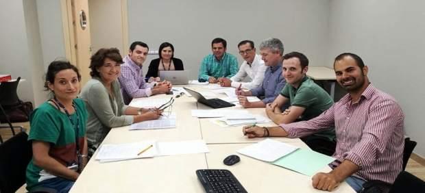 Reunión del grupo de expertos