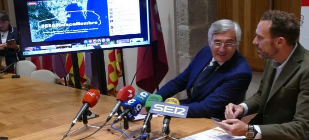 Ávila: El Alcalde Anima A Votar Por La Ciudad