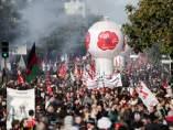 Huelga en Francia