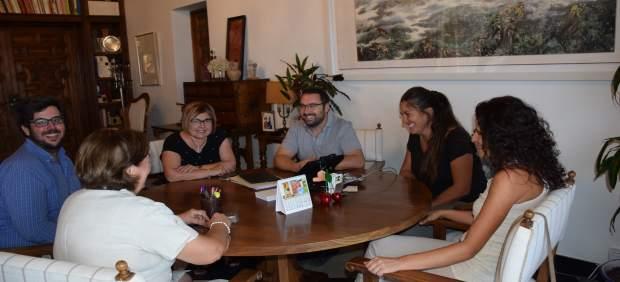 Reunión Diputación Protectoras Animales