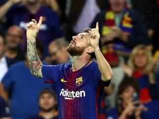 Gol de Leo Messi