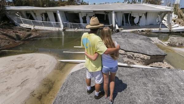 Efectos del huracán Irma en Florida