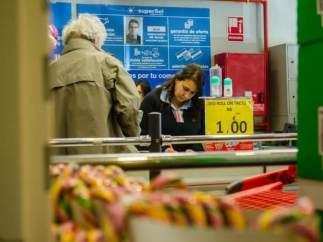 La subida de los alimentos eleva dos décimas la inflación en septiembre, hasta el 1,8%