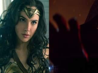 Wonder Woman y Star Wars