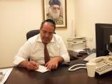 El diputado israelí Yigal Guetta