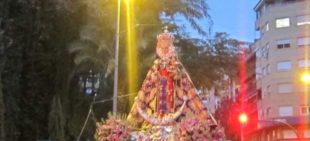 La Virgen de la Fuensanta, patrona de Murcia